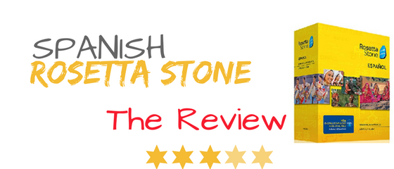 Rosetta Stone Spanish review  - Reviews of TOP Spanish Courses